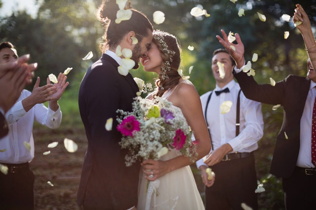 Wedding Day Pictures