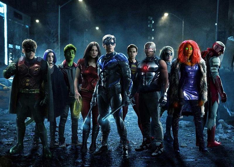 Titans Season 2 Episode 7