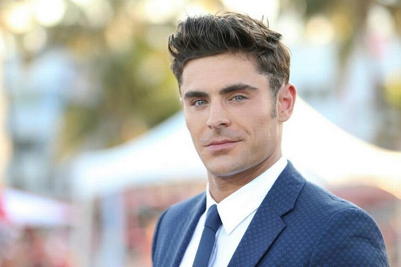How tall is Zac Efron