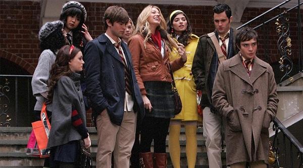 Is Gossip Girl on Netflix